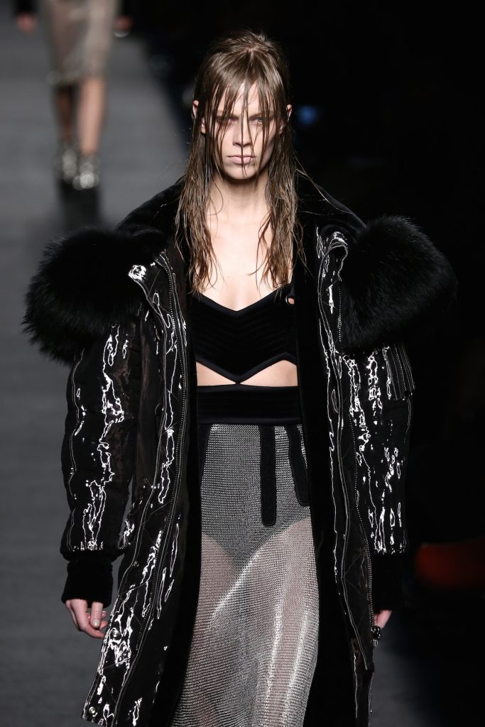 Alexander Wang - Runway - Mercedes-Benz Fashion Week Fall 2015